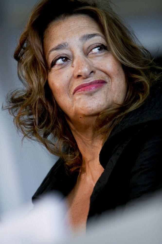 Gallery of Dame Zaha Hadid - 1