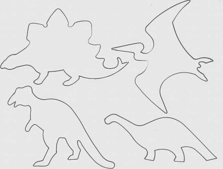 Eu Amo Artesanato: Dinossauros