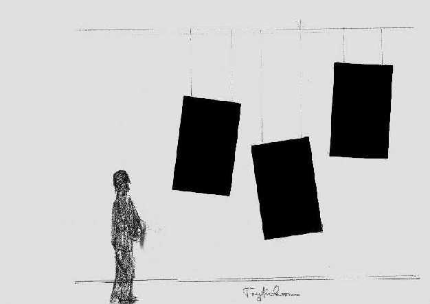 """reiner ruthenbeck, """"zeichnungen (1962-1981)"""""""
