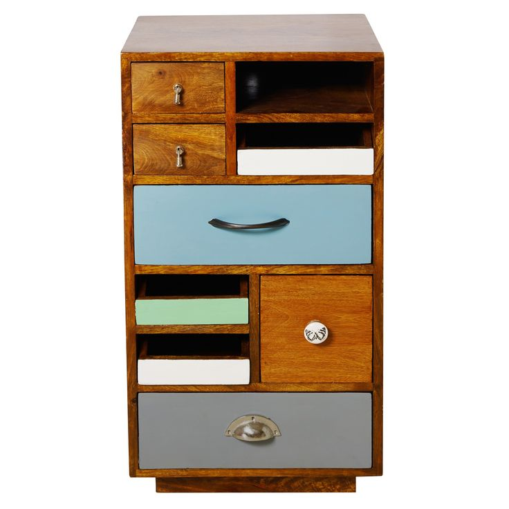 Edgar Wood Chest - chop and change current bedside table