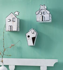 birdhouses...?