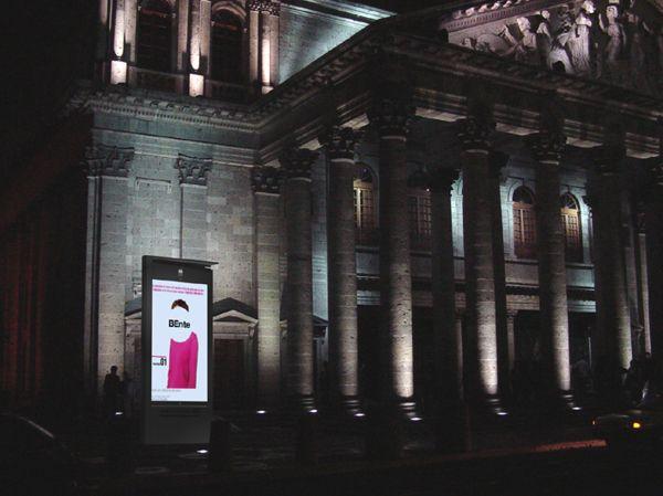 Cartelera del Teatro Degollado en Guadalajara (2009)