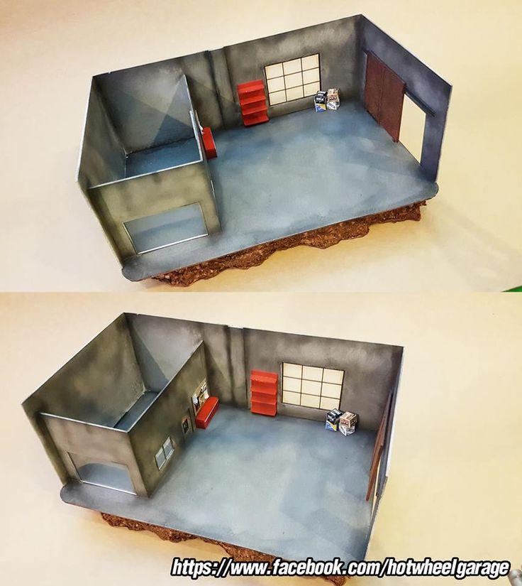 Diorama : Garage Rust