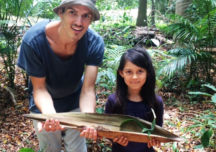 The Story of Grow Forest School: Grow is an official Nature Play QLD Activity Provider. The story of 'Grow' begins with native land, indigenous dreaming and a children's food garden. It unfolds an unusual chain of events, though wonderfully synchronised, that eventuated in the creation of a forest school on the Sunshine Coast.