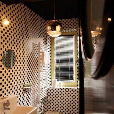 Łazienka - Hotel LaLaLa #design categories, #designhotel, #best hotels, #poland, #hotel, #LaLaLa, #Sopot