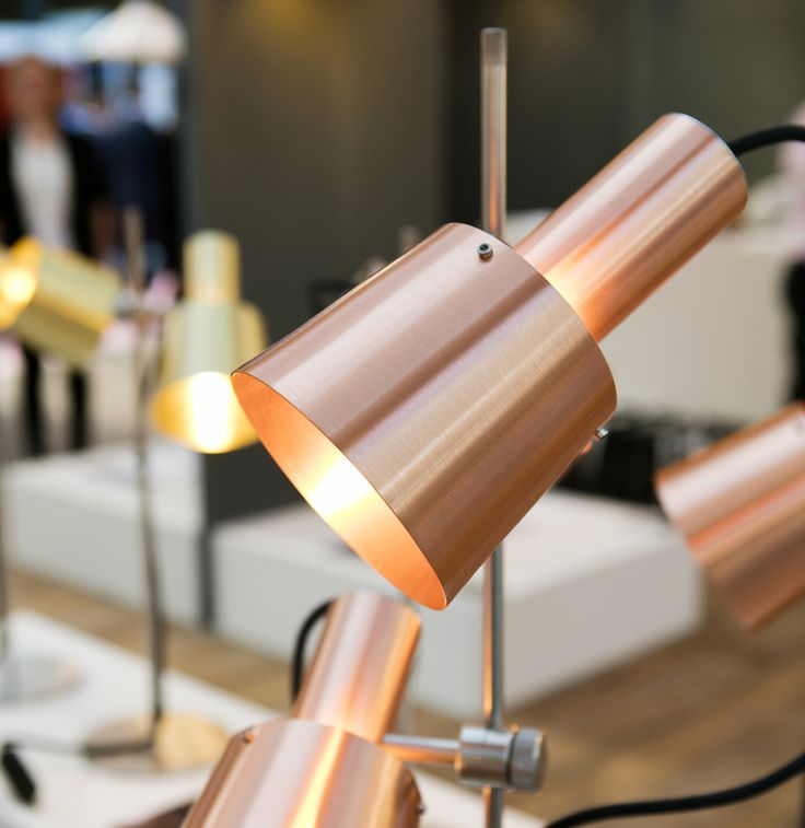 Add a warm touch to your interior with Original BTC's Chester collection as featured @100%Design this year. #design #lighting