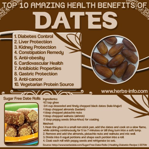 Top 10 Amazing Health Benefits Of Dates	►►	http://herbs-info.com/blog/top-10-amazing-health-benefits-of-dates/?i=p