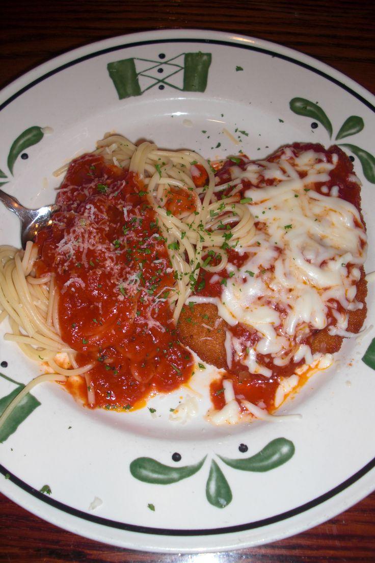 James S. Chicken Parmigiana Olive Garden Chicken