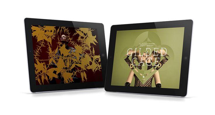 Katachi Magazine - award winning iPad magazine