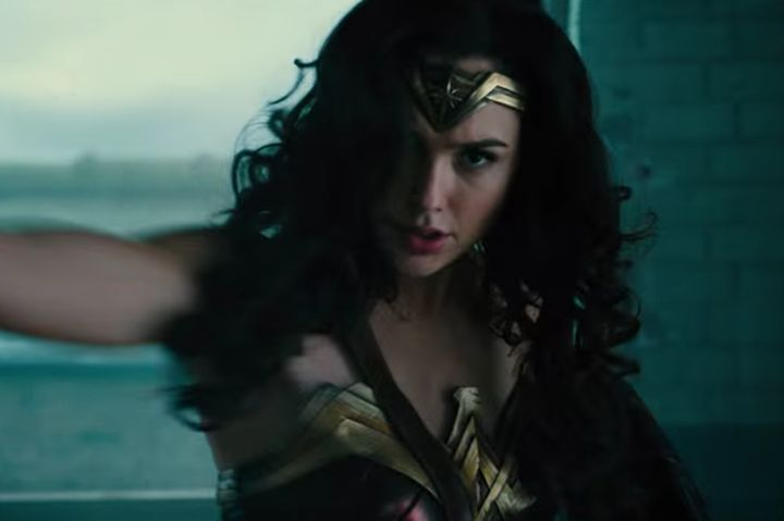Watch the first trailer for Wonder Woman -> http://www.theverge.com/2016/7/23/12263314/wonder-woman-trailer-dc-comic-con-2016  Warner Bros. debuted the first trailer for next year's Wonder Woman movie during its massive Hall H panel here at San Diego Comic-Con. Director Patty Jenkins took the stage to talk about the film and how important Wonder Woman is as a character and as a superhero. And that much is clear in the trailer as she's every bit as regal and dangerous as her comic book…