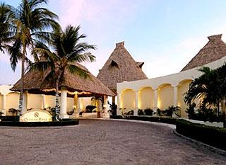 Hotel Quinta Real Acapulco, Acapulco, Guerrero, México.  En el corazon de los nuevos escenarios del puerto, ofrecemos la mejor vista de Punta Diamante.