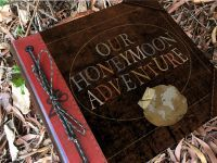 Our Honeymoon Album | Adventure Books | honeymoonAdventure | Album Options |