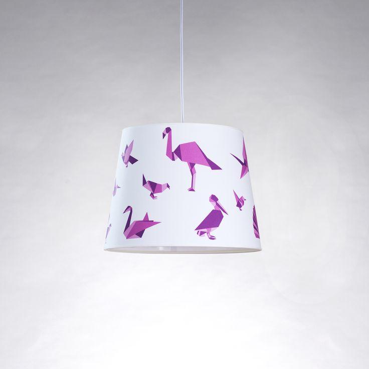 Designerska lampa wisząca -dostępna na www.fifistudio.pl