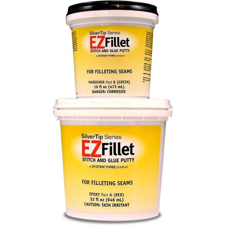 SilverTip EZ-Fillet | Epoxy Putty