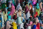 20000 Muslims gather at Eid prayer celebration in Anaheim
