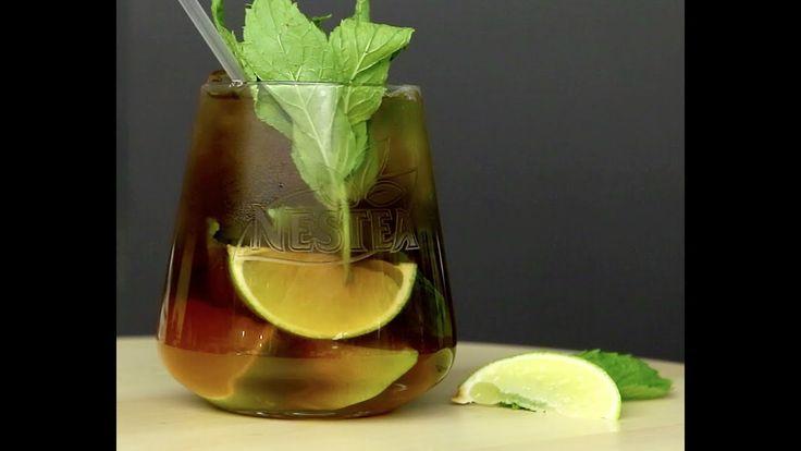 NESTEA Virgin Mojito  - Recipe by Simos Tagaras for Nestle GR