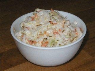 Főzzünk gyorsan finomat!: KFC-s majonézes káposztasaláta