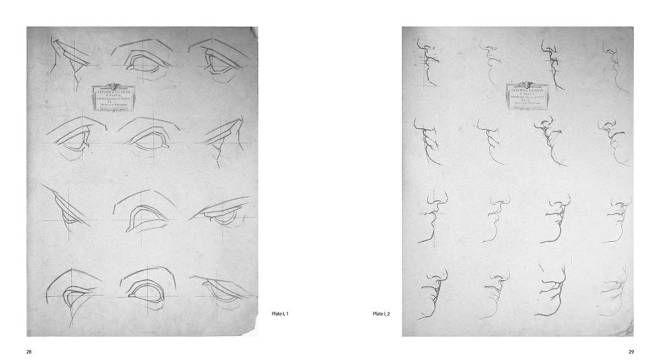 シャルル・バルグ:ドローイングコース(仮) - フランスのグーピル商会が美術教育用に出版した「デッサン教本」の完全復刻版!