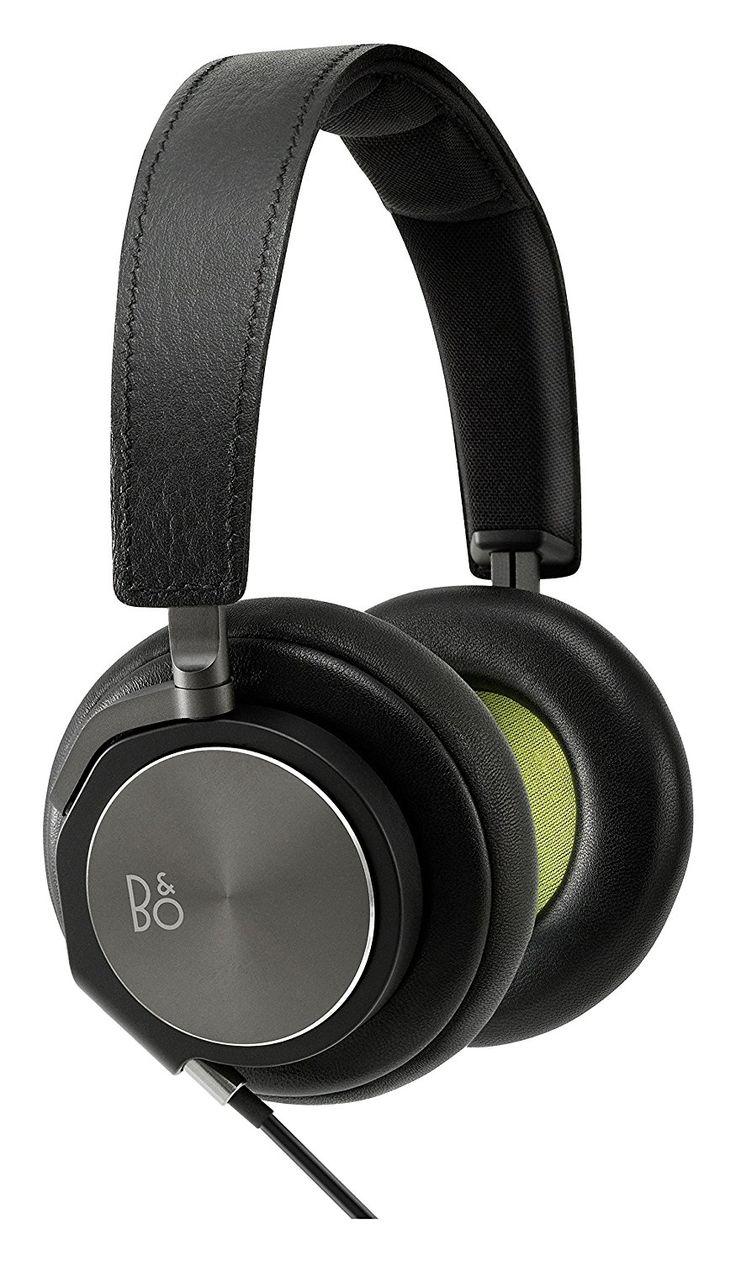 B&O Play by Bang & Olufsen H6 Casque Audio Supra-Auriculaires avec Commande et Microphone Intégrés: Amazon.fr: High-tech