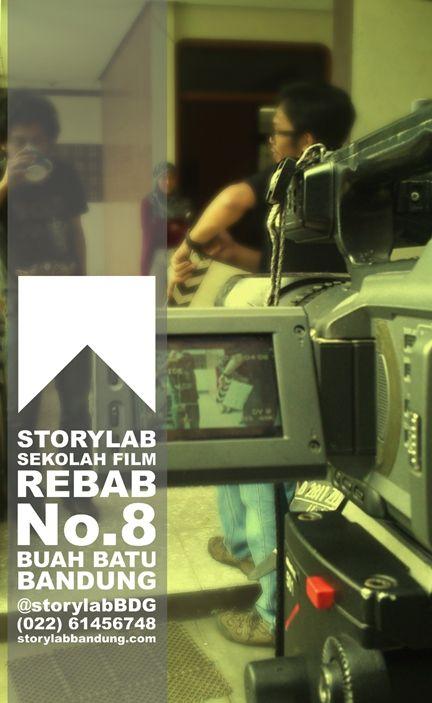 Story Lab Sekolah Film | Jl. Rebab No.8 | Buah Batu | Bandung 40624 | @storylabbdg | 022 61456748