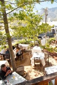 Cafe Paradiso   Cape Town   Eat Out