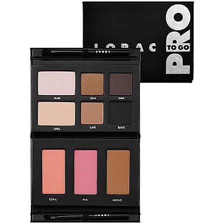LORAC PRO To Go Eye/Cheek Palette // Belle Belle Beauty