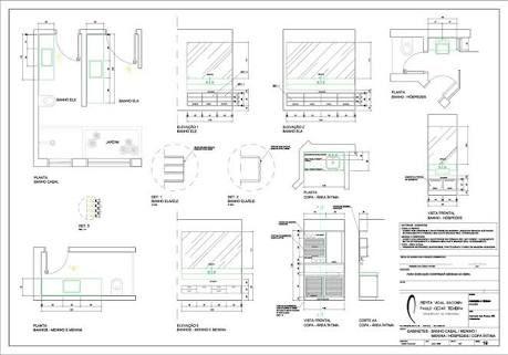 detalhamento projeto de interiores - Pesquisa Google