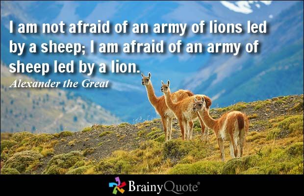Alexander the Great Quotes - BrainyQuote