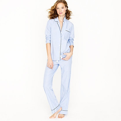 jcrew - these old fashion pjs are so fun!