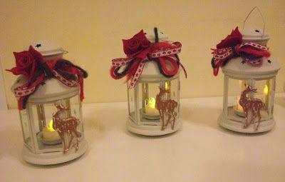 Oltre 25 idee originali per lanterne di natale su for Decorazione lanterne natale