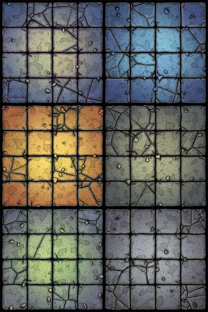 Custom tile set WIP : Dungeons u0026 Dragons: Castle Ravenloft Board Game : BoardGameGeek : RPG ...