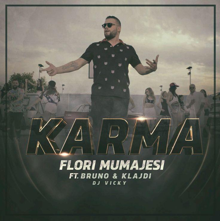 Flori Mumajesift. Bruno, Klajdi & DJ Vicky | Single: Karma (Original ) | via @FloriThreeDots | @ UbuntuFM Radio Int'l |bit.ly/2hEIOhs #WeAreUbuntuFM