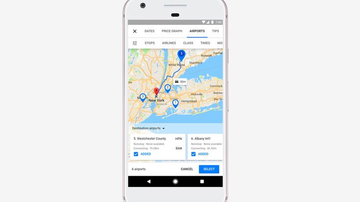 If you're a flexible kind of traveler, Google is releasing an update to search that might help save some money the next time you're flying somewhere. A new tab under Google's Flights search, called...