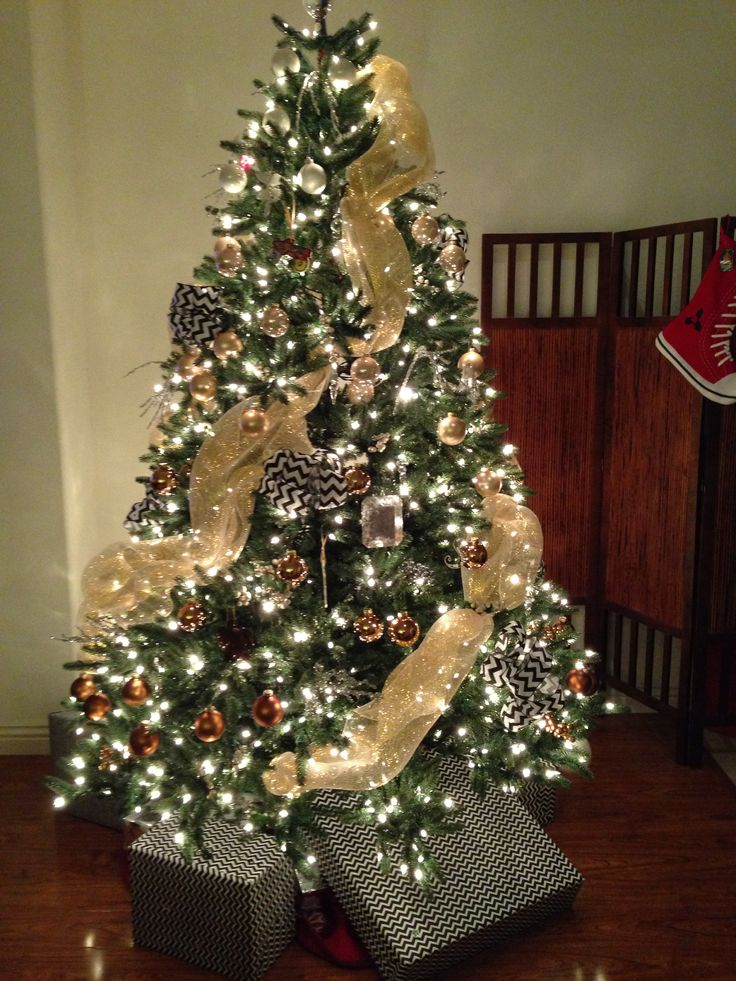 Wedding Christmas Tree Decorations