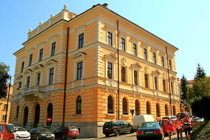 Przemyśl - Pałac Biskupów Greckokatolickich