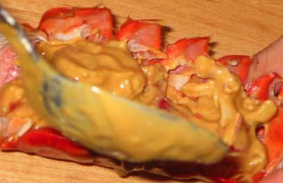 Lobster Thermidor Recipe - Detailed Recipe for preparing lobster thermidor