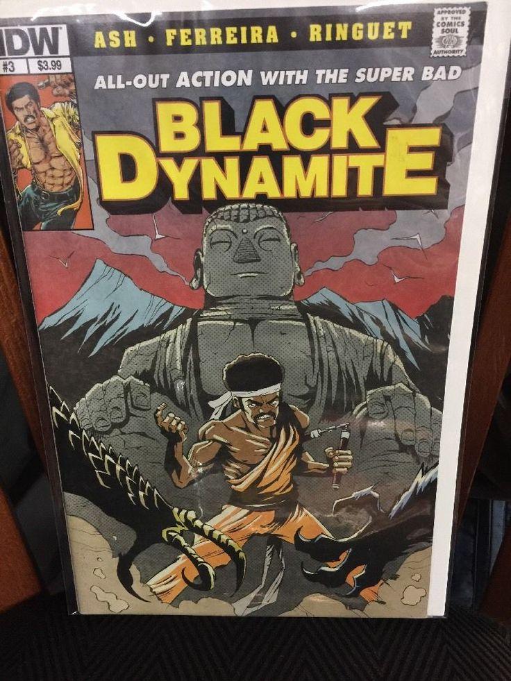 Black Dynamite IDW #3
