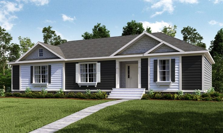 Oakwood Homes of Shelby manufactured or modular house details for 32x66 The SANIBEL (MODULAR) home.