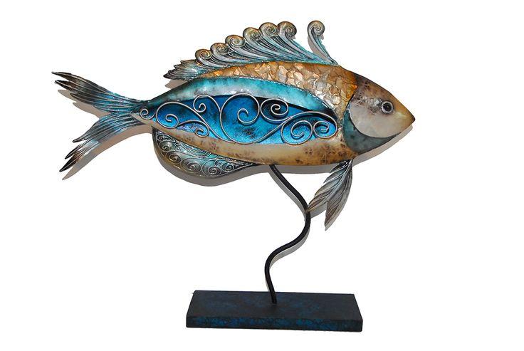 Peixe Longo - Pedestal | A Loja do Gato Preto | #alojadogatopreto | #shoponline