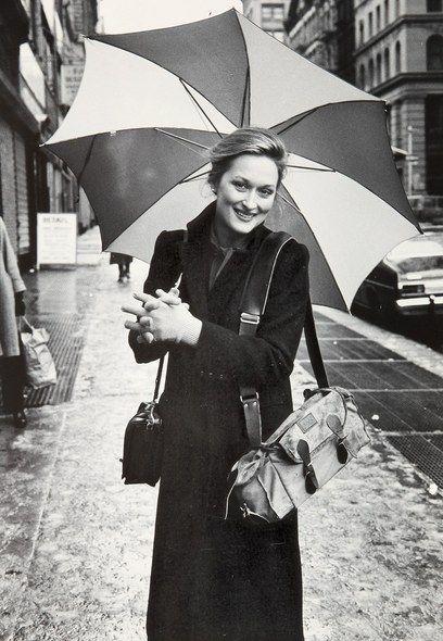 How Meryl Streep Battled Dustin Hoffman, Retooled Her Role, and Won Her First Oscar
