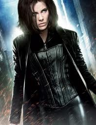 Inspiration...Kate Bekinsale in Underworld Movies