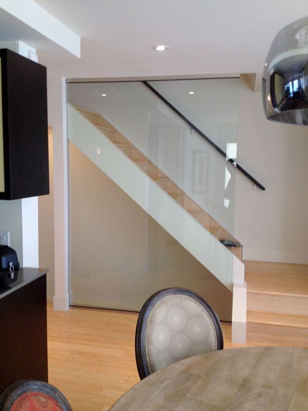 Interior Panel for railing?