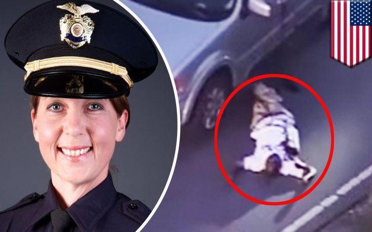 Αθώα η λευκή αστυνομικός που σκότωσε Αφροαμερικανό στην Οκλαχόμα