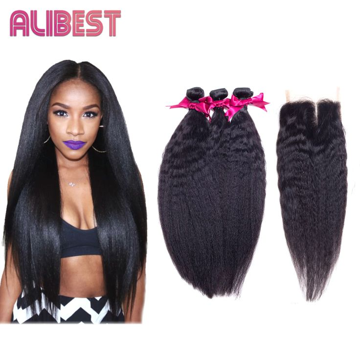 7A-Brazilian-Kinky-Straight-Hair-with-Closure-Yaki-Straight-Hair-Weave-Coarse-Yaki-Human-Hair-Brazilian/32521009574.html *** Prover'te etot zamechatel'nyy produkt.