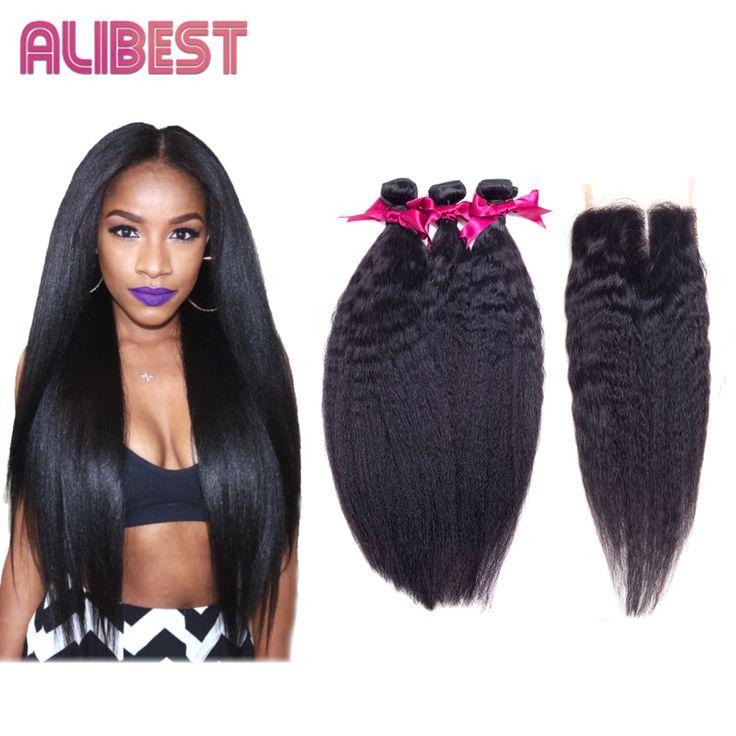 7A-Brazilian-Kinky-Straight-Hair-with-Closure-Yaki-Straight-Hair-Weave-Coarse-Yaki-Human-Hair-Brazilian/32521009574.html *** Prover'te etot zamechatel'nyy produkt.