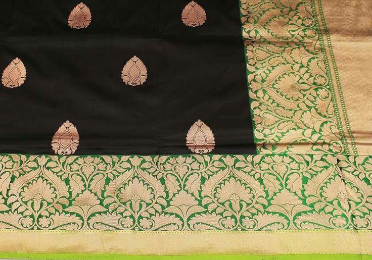 Pure banarasi silk saree from umedaa - fb