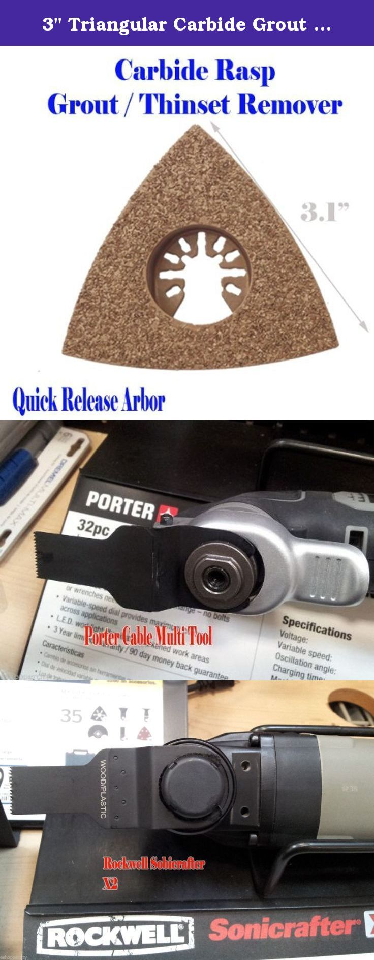 17 Best Ideas About Grout Removal Tool On Pinterest