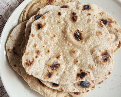 Чапати - лепешка из цельнозерновой пшеничной муки! | Кулинарные заметки Tasty Folio