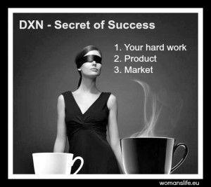 DXN - Secret of your success