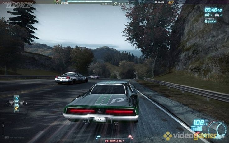Need for Speed World PC Game Images